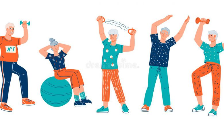Exercise benefits for seniors
